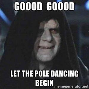 pole dancing meme 2
